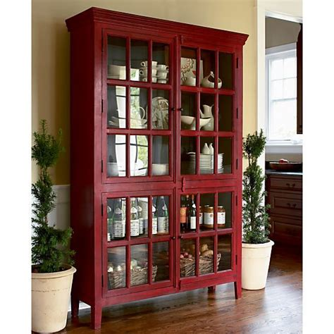 rojo cabinet rojo cabinet crate and barrel the rich crate