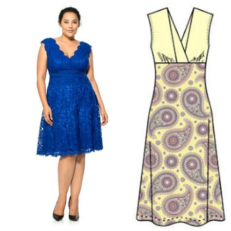dress pattern ideas v neck dress pattern free my handmade space