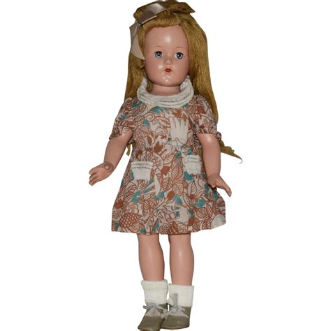 effanbee composition doll effanbee shirley composition doll from