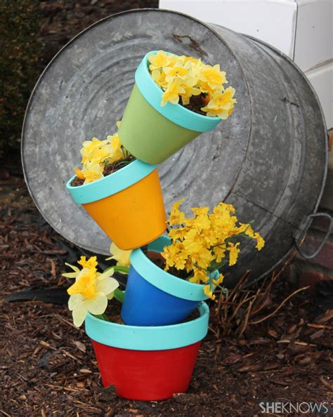 easy garden crafts 10 and summer crafts for