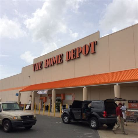 home depot plaza escorial