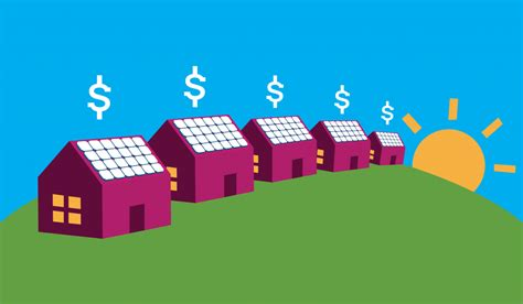 my house value can a solar array boost your house value halcol energy