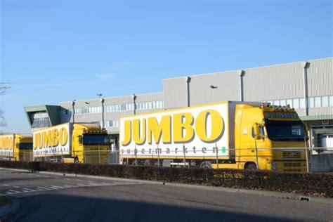 Jumbo Carie jumbo zet vakbonden buitenspel logistiek