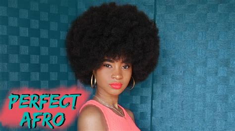 natural afro hairstyles youtube natural hair afro youtube