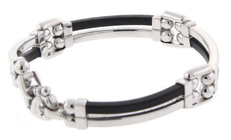 baraka arabika collection bracelet 18k white gold new