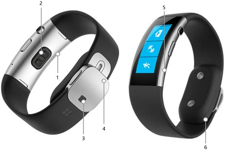 Microsoft Band 2 get started with your microsoft band 2