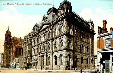 Scarborough Post Office by What Post Offices Used To Look Like In Toronto
