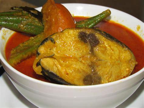 Minyak Ikan Buat Ayam Bangkok resepi kari ikan tongkol resepi dapur malaysia