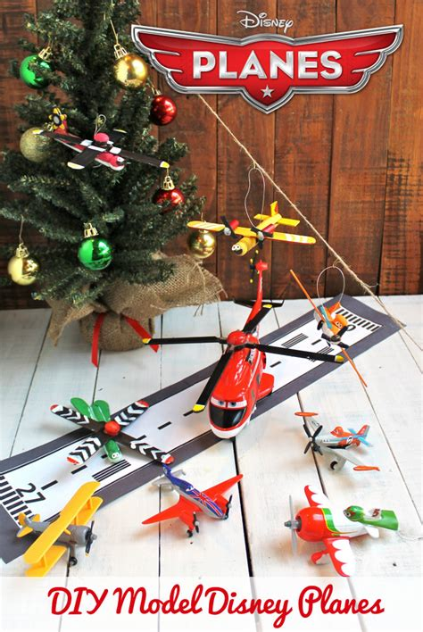 christmas diy decorations printouts diy disney planes model planes tutorial and free planes printables happy and blessed home