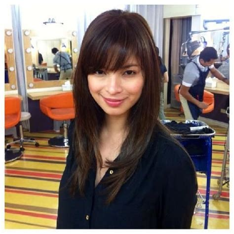 angel locsin in curly hair 1000 images about angel locsin on pinterest football