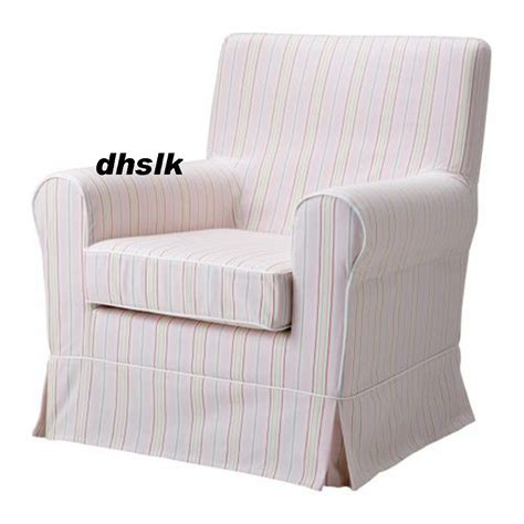 Armchair Slipcover by Ektorp Jennylund Armchair Slipcover Cover Kareby Pink
