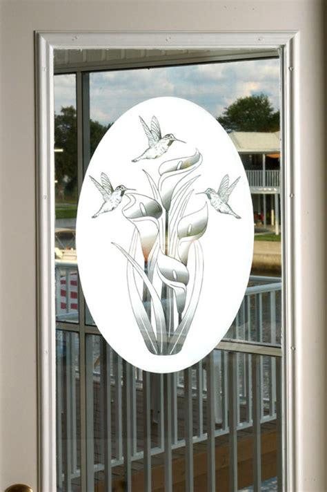 Etchings On Vinyl - vinyl etched decorative decals the look of real etched