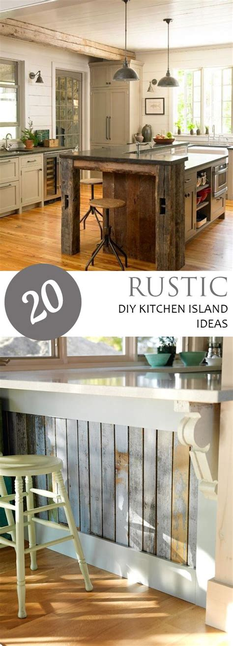 kitchen island decorative accessories best 25 rustic kitchen island ideas on rustic