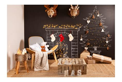 chalkboard christmas  zara home kids  pomelo