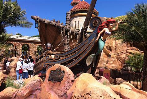 vote of the week journey of the mermaid vs seven at disney world s journey of the mermaid ride