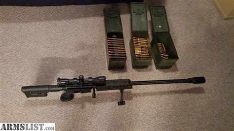 Bohica Arms 50 Bmg by Armslist For Sale Bohica Arms Far 50 Mk Iii 50bmg Rifle
