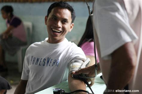 Qualified Background Check Nationwide Blood Drive Of Ang Dating Daan And Untv Tallies 2 000 Units
