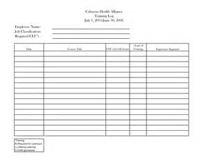 employee log template microsoft employee record template pictures to