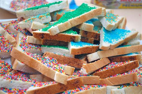 Beautiful Christmas Party Ideas #6: 1200px-Fairy_Bread.jpg