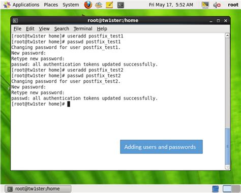 configure xp centos information security aficionado post fix configuration