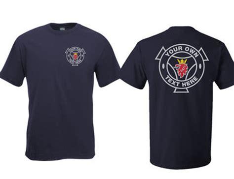 T Shirt Scania Logo ihren eigenen text auf ihren scania t shirt your design