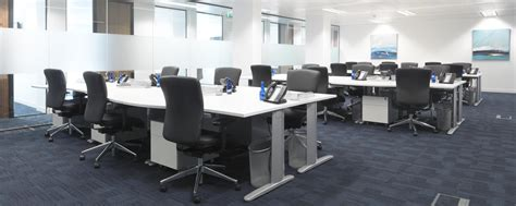 Office Environments by Uk Workers Least Satisfied With Their Office Environment