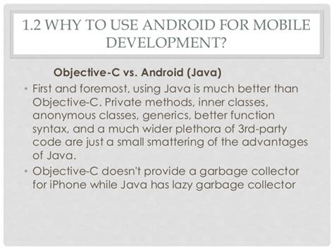 Why Android Uses Java by Basic Of Android App Development