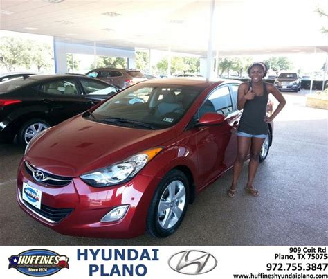 Huffines Hyundai by Huffines Hyundai Plano Thank You To Ember Lewis On The