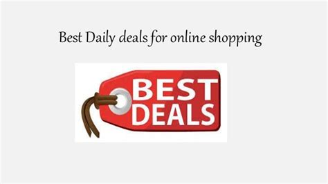 daily best deals best daily deals