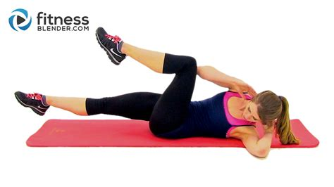 ab toning workout workout and fitness