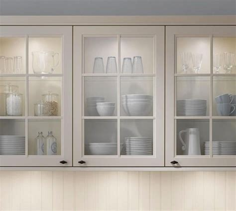 Kitchen Cabinet With Glass Door 17 Most Popular Glass Door Cabinet Ideas Theydesign Net Theydesign Net
