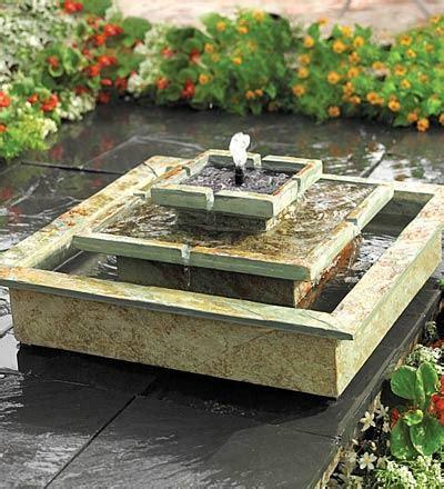 solar powered backyard fountains solar garden fountains