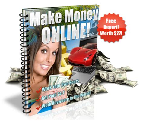 Make Money Online Products - make money online software