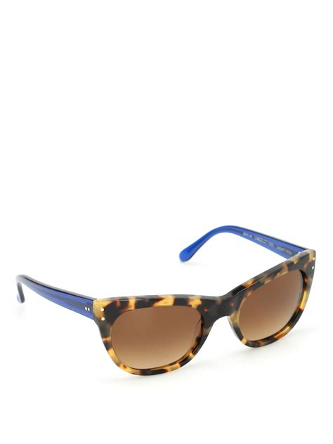Oliver Wallet Jh Ori Collection lancelot animal print sunglasses by oliver goldsmith sunglasses ikrix