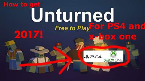 unturned tutorial ps xbox   youtube