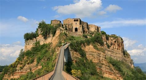 civita di bagno regio orvieto italy tourist information things to do guided