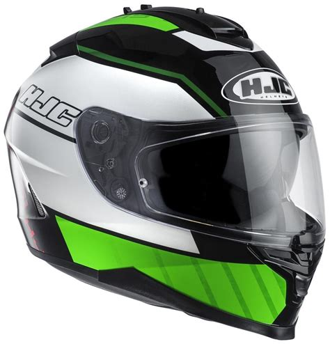 Motorradhelm Hjc Is 17 by Hjc Is 17 Tridents Helm Motorradhelm Ebay