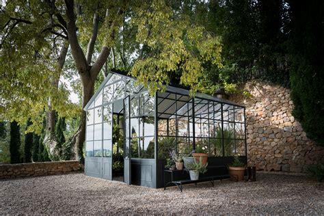 serre da giardino in vetro serre strutture unopi 249