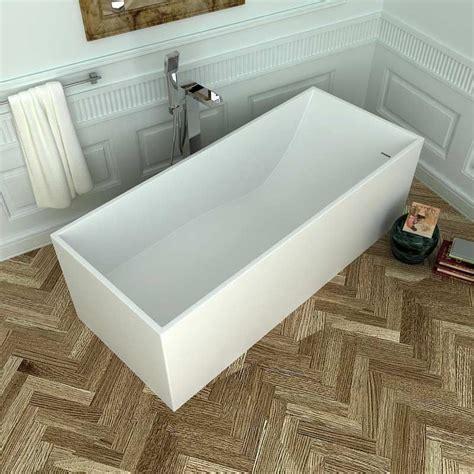 baignoire rectangulaire baignoire ilot rectangulaire mat 233 riau composite mineral