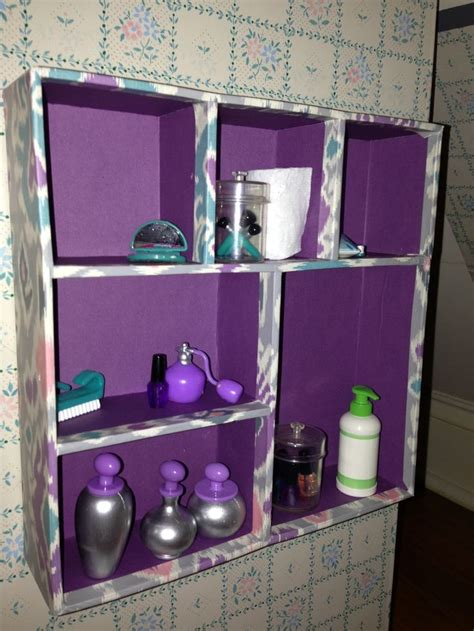 american girl doll bathroom bathroom cabinet for american girl doll abby s pins