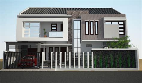 gambar desain rumah minimalis modern http materialdanbahanbangunan