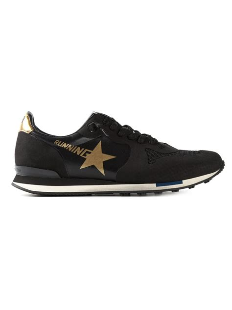 golden goose sneakers on sale golden goose deluxe brand record edition sneakers in black