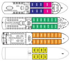 Rv Port Home Plans La Marguerite Cruise Ship Mekong River Vietnam Cambodia