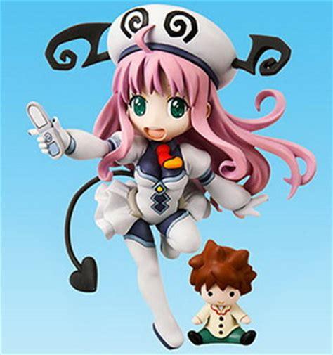 Shf Konjiki No Yami Set Set Only neko magic anime figure news r style to loveru trouble trading figure by bandai