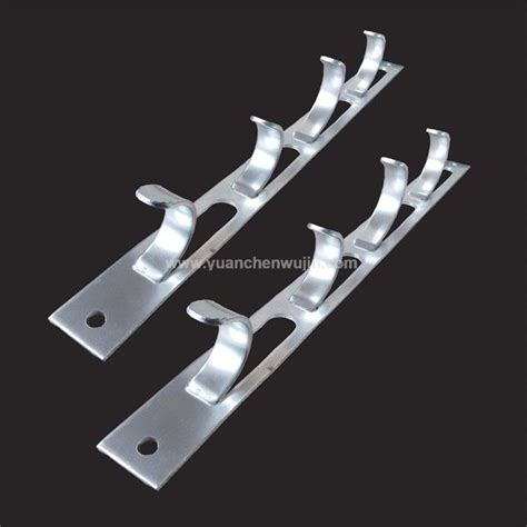 S Shaped Hook metal s hook hanger s shaped steel structure punching