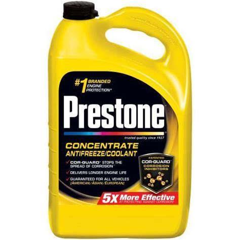 what color is dexcool prestone extended concentrate antifreeze af2000 ebay
