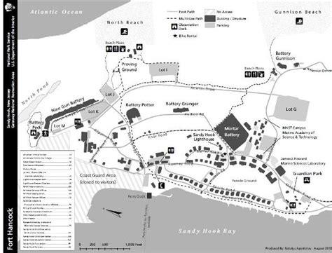 hook walkabout fort hancock nj south jersey trails