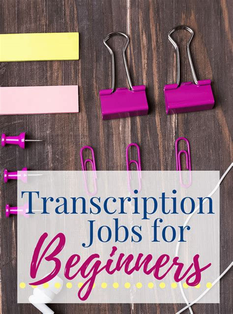 20 free legit online transcription jobs for beginners 50