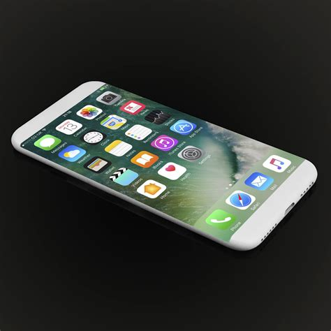 i iphone 8 iphone 8 concept design puts the iphone 7 to shame