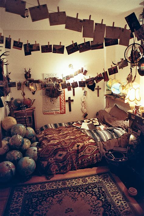 Hipster bedroom decor tumblr